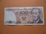 Polonia 100 zloty 1986 LP