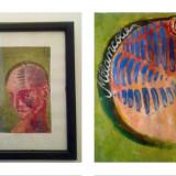 """Tablou """"Melancolie"""", Stilul: impresonism, Starea produsului: NOU - Reproducere, Portrete"""