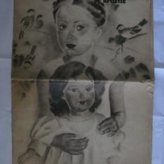ZIARUL ADEVARUL LITERAR SI ARTISTIC DIN 5 DECEMBRIE 1937
