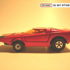 MATCHBOX LESNEY-made in England--CLIPPER rolamatics- ++2100 DE LICITATII !! - Macheta auto Matchbox, 1:64