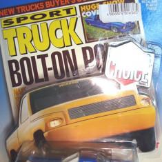 HOT WHEELS COLLECTIBLES- FORD F-150 PICK-UP TRUCK--++2100 DE LICITATII !! - Macheta auto Hot Wheels, 1:64