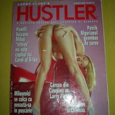 HUSTLER 2002 IANUARIE . - Revista barbati