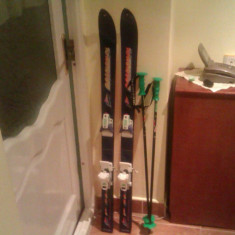 Schiuri Rossignol, 118 cm, serie S Junior bete Rossignol - Skiuri