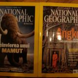 Pachet 2 reviste National Geographic