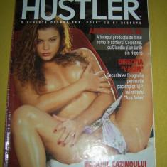 HUSTLER 2001 OCTOMBRIE .