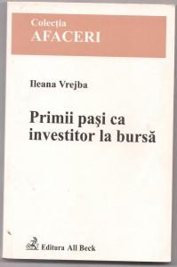 7A(316) ILENA VREJBA-Primi pasi ca investitor la bursa
