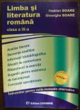 Hadrian Soare, Gheorghe Soare - Limba si literatura romana: clasa a IX-a - Indrumator pentru noile manuale alternative