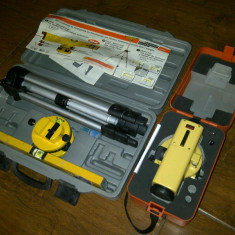 Trusa Profesionala Mannesmann Nivela + Boloboc Laser