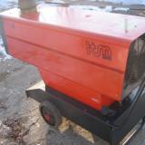 Aeroterma pe motorina, tun de aer cald, generator aer cald ITM Italia ZENIT 50 - Aeroterma auto