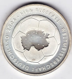 Germania 10 EURO 2003 ,fotbal,FIFA,argint  18 gr. 925%