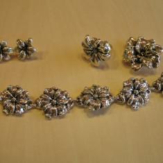 Vand set bijuterii argint 925 masiv