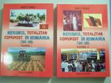VASILE PASCU -  REGIMUL TOTALITAR COMUNIST IN ROMANIA 1945 - 1989, 2 VOL