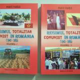 VASILE PASCU - REGIMUL TOTALITAR COMUNIST IN ROMANIA 1945 - 1989, 2 VOL - Istorie