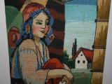 GOBLEN TIGANCA CU PIPA CARE GHICESTE IN CARTI SI COCOSUL 31/22 cm 36culori