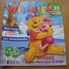 Winnie 2007-2008 (lb. franceza) - Revista scolara