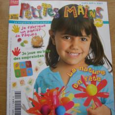Petites mains 2005, 2007 (lb. franceza) - Revista scolara
