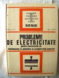 """""""PROBLEME DE ELECTRICITATE pentru examenele de bacalaureat si admitere in invatamantul superior"""", M. Preda / Paul Cristea, 1973. Absolut noua, Alta editura"""