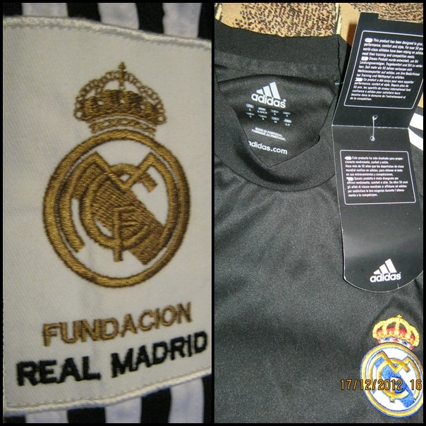 Compleu Adidas Original,Echipa Real Madrid foto mare