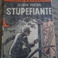 STUPEFIANTE JOHN PIERS COLECTIA DETECTIV carte hobby