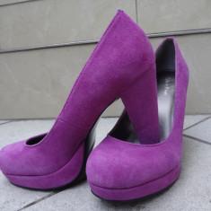 Pantofi dama Calvin Klein - Pantof dama Calvin Klein, Culoare: Roz, Marime: 35, Roz