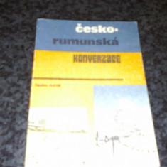 Ghid de conversatie ceh roman - 1983