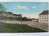 SIBIU - HERMANNSTADT - PIATA HERMAN - INCEPUT DE 1900