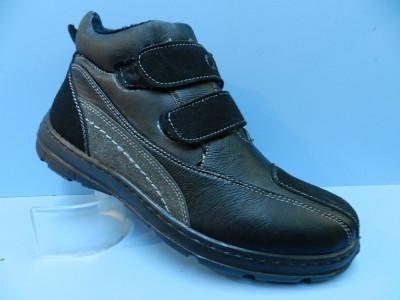 stiluri noi cumpărături stil de moda Bocanci / Baieti / Ghete Barbati de iarna imblanite cu arici Nr-40 ...