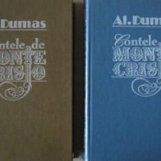 Contele de Monte Cristo (vol. I - II) - Alexandre Dumas - Carte de aventura