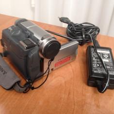 Camera Video SONY DCR-HC14E stare perfecta, 2-3 inch, Mini DV, CCD