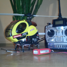 Hughes 300 class 400 RC Helicopter Elicopter cu telecomanda - Elicopter de jucarie ART-TECH