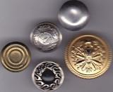 Lot Nr. 11 -  5 nasturi diferite de colectie