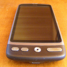 HTC Desire - Telefon mobil HTC Desire, Mov, Neblocat, AMOLED