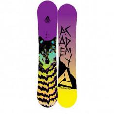 Placa Snowboard Academy Snowboard TEAM 148cm CARBON REDUCERE Noua - Placi snowboard