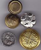 Lot Nr. 7 -  5 nasturi diferite de colectie