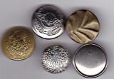 Lot Nr. 1 -  5 nasturi diferite de colectie