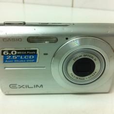 Aparat Foto Marca CASIO EXILIM EX-Z6 - Aparate foto compacte
