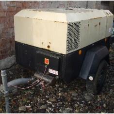 Vand compresor aer ingersoll, Compresoare cu piston