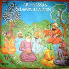 ABU-HASSAN si LAMPA LUI ALADIN - BASME DIN