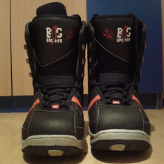 Boots snowboard, Marime: 45, Barbati