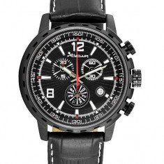 Ceas Cyclum by Calvaneo  - STRONGTECH Blackhawk - Chronograph , macanism SWISS MADE ISA, ziua , data , 10ATM WATER RESISTANT, Casual