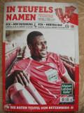 PROGRAM MECIURI FC KAISERSLAUTERN