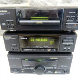 Technics CH570+telecomanda - Combina audio Technics, Mini-sistem