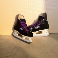 Patine BAUER CHARGER (Canada)