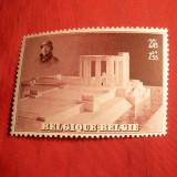 Serie Mormantul Regelui Albert I 1938 Belgia, 1 val.