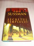 SECRETUL TEMPLULUI - Paul Sussman