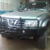 Vand kit complet scuturi  protectie Nissan Patrol