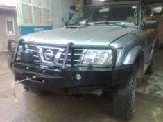 vand kit complet scuturi  protectie Nissan Patrol foto
