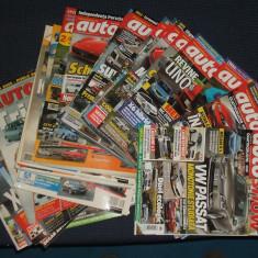 Lot reviste Auto Show