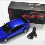 GADGET 2012~MASINUTA BMW X6 MP3 PLAYER+RADIO+CARD+INTRARE AUX! SUPER!