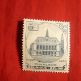 Serie Expozitia Filatelica Tineret-Charleroi-Primaria 1936 Belgia, 1 val.